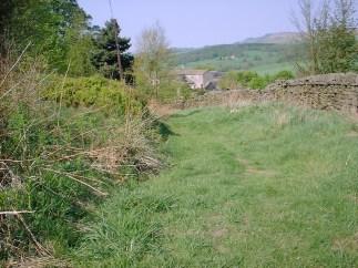 Packhorse trail