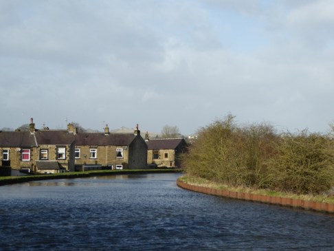 The Leeds to Liverpool canal