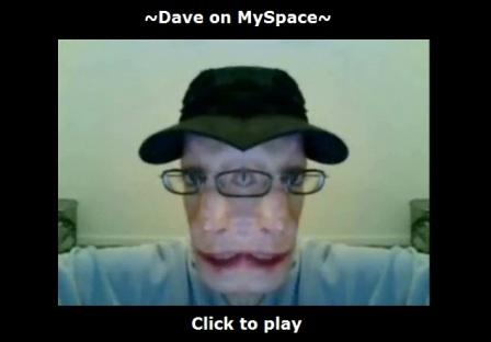 Dave Dave on MySpace