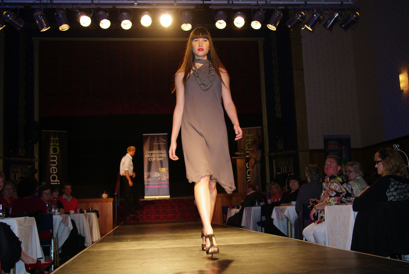 Fashion parade | Justify | Cambridge Town Hall