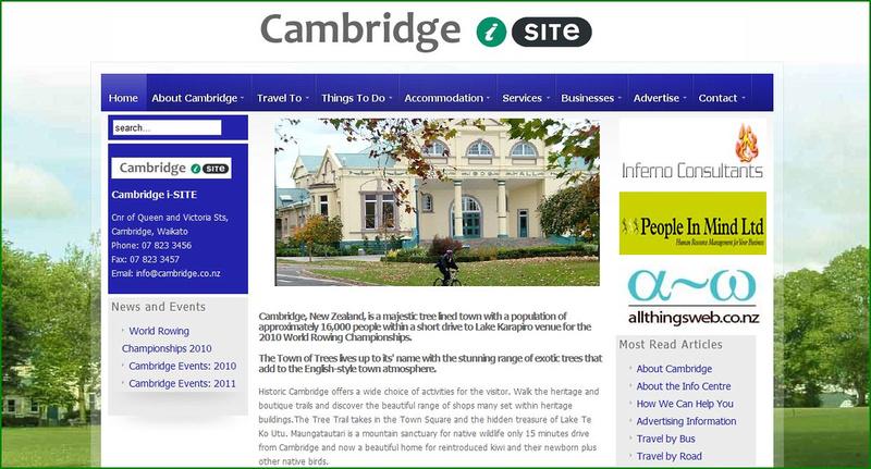 cambridge.co.nz