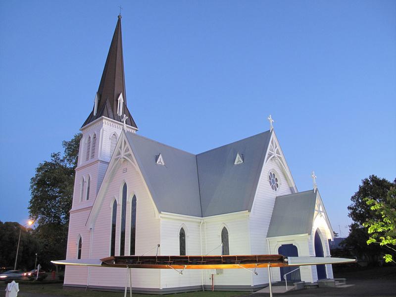 St Andrew's Church SH1 Cambridge New Zealand