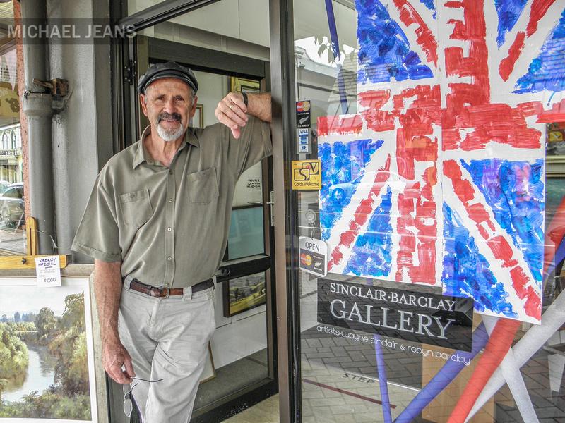 Wayne Sinclair / Barclay Gallery Duke Street Cambridge NZ