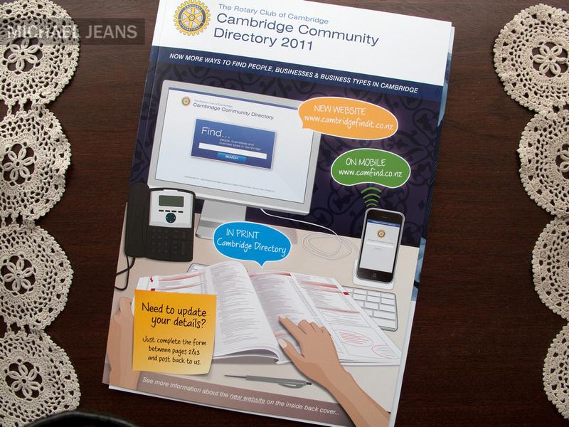 Cambridge Community Directory 2011