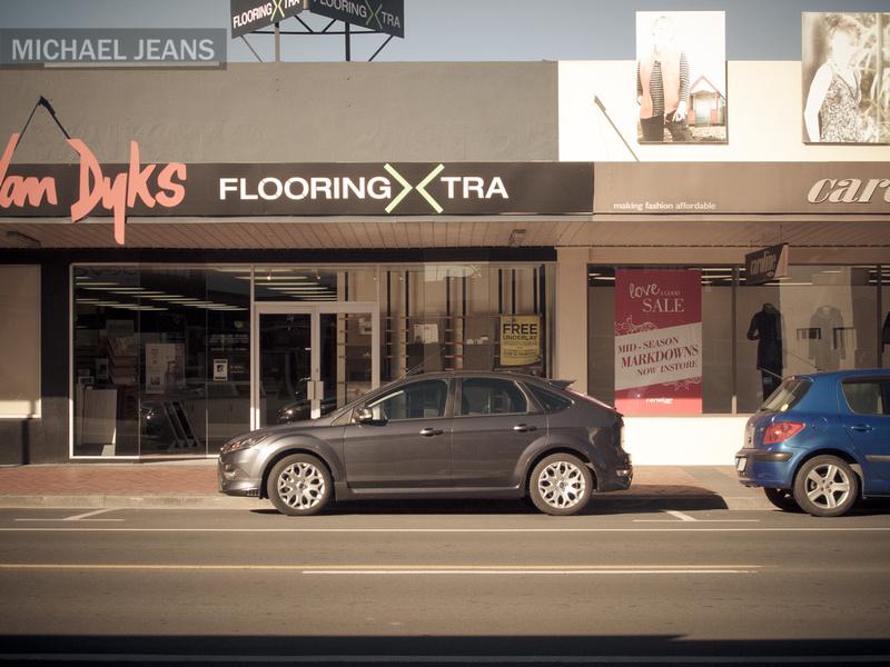 English parking, Duke Street, Cambridge NEW ZEALAND