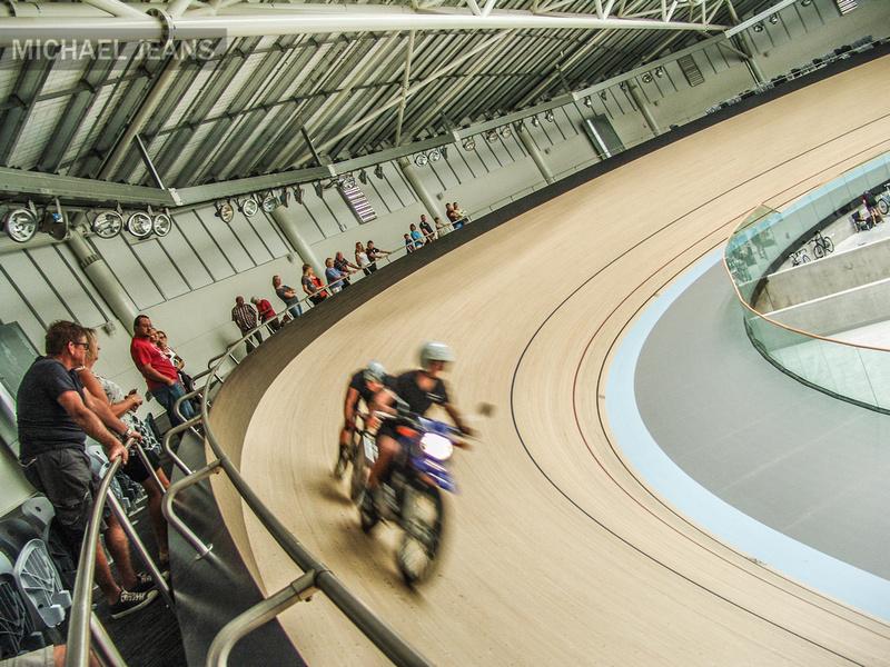 Cambridge cycling velodrome St Peter's School Campus Pukeroro Cambridge