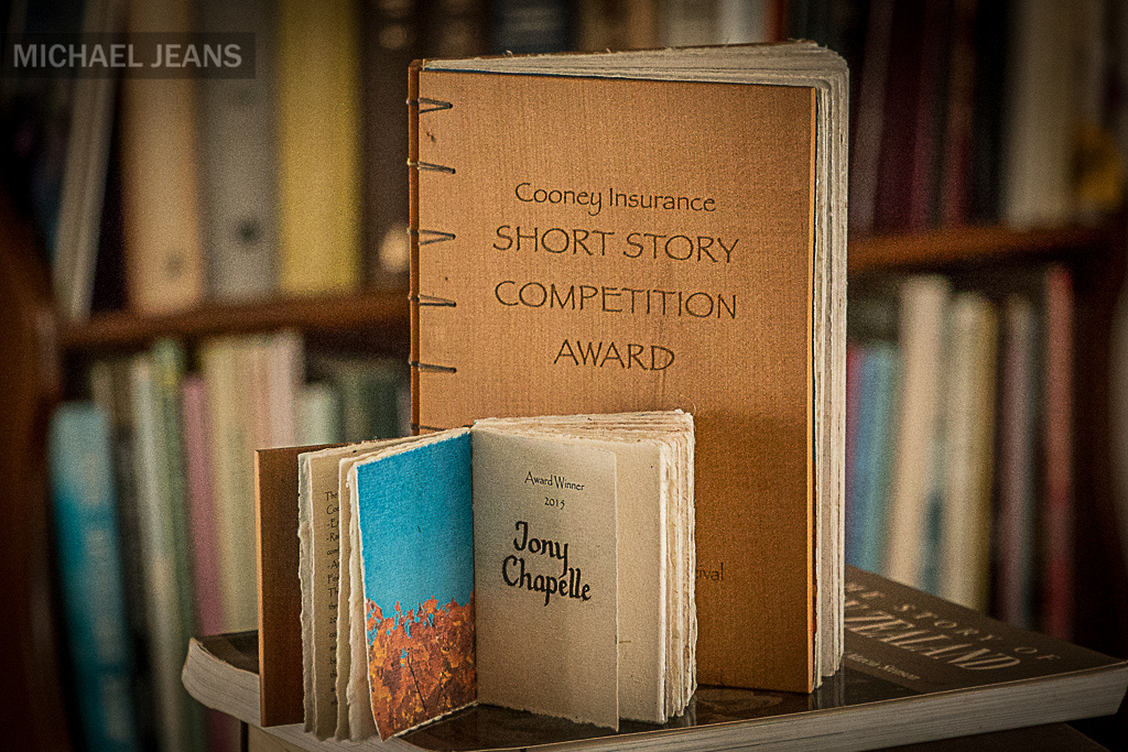 2015 Cooney Insurance Short Story Competition Award