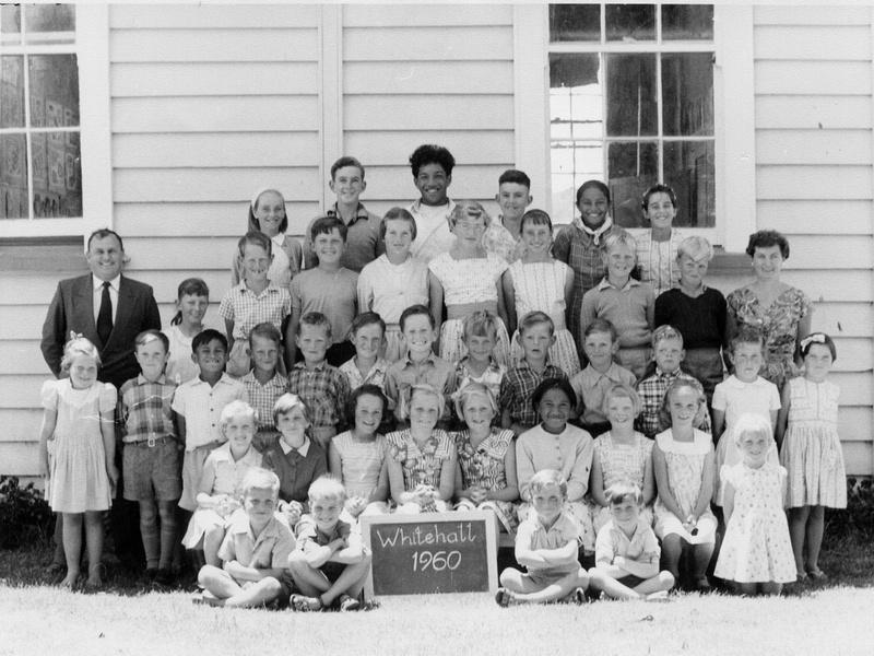 Whitehall School 1960