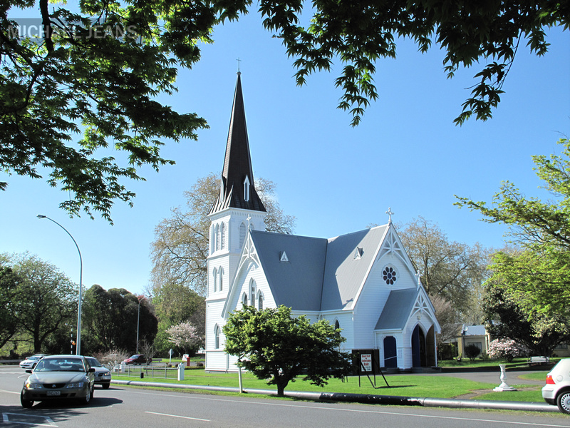 St Andrew's Anglican Church, Cambridge, New Zealand