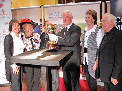 The Melbourne Cup in Cambridge New Zealand
