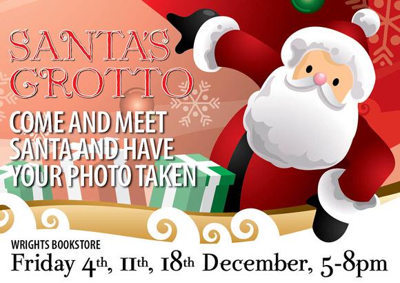 Santa Photos Cambridge NZ