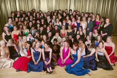 Te Awamutu College Ball 2009
