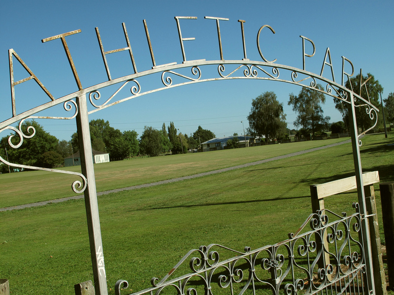 Athletic Park Cambridge New Zealand