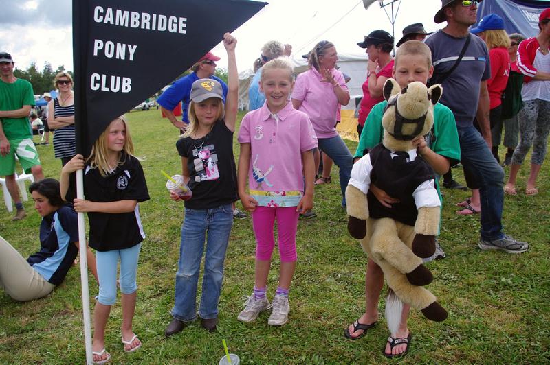 Team Cambridge fans