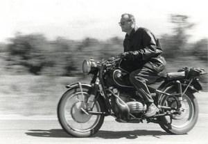 C. Wright Mills Motorcycle