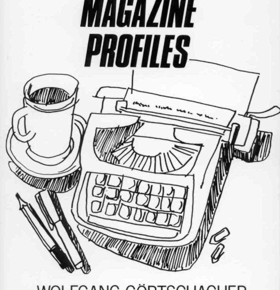Wolfgang Görtschacher Little Magazine Profiles The Little Magazines in Great Britain 1939-1993