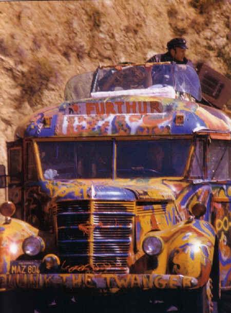 Furthur Bus