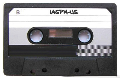 IASPM US Cassette Tape Icon