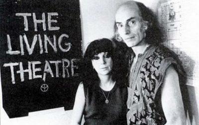 Julian Beck Judith Malina Living Theatre