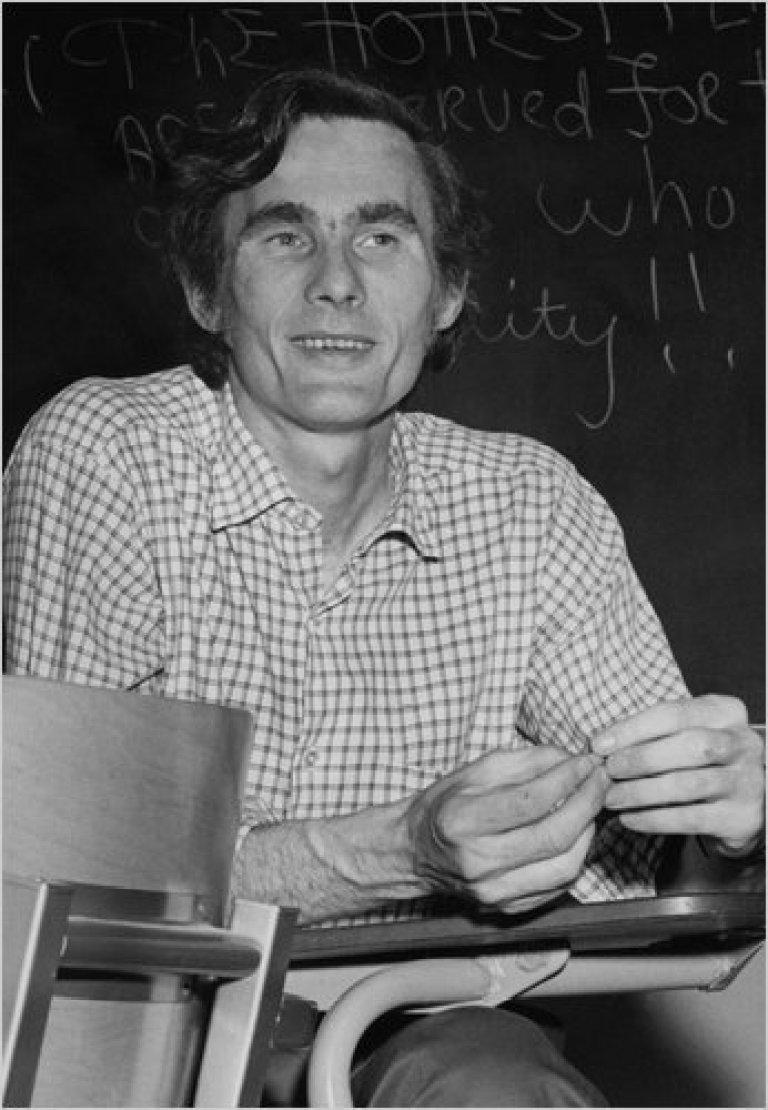 Theodore Roszak 1960s