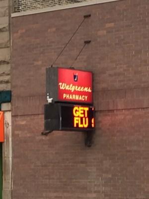 Walgreens Get Flu
