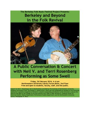 Berkeley and Beyond Rosenberg Poster