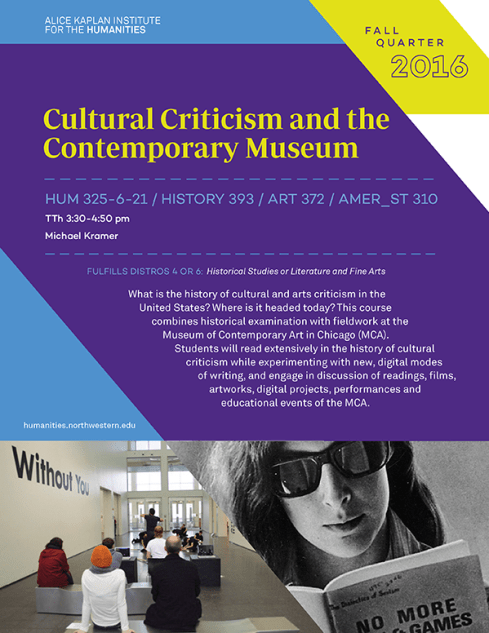 Kramer_Digital Cultural Criticism Contemp Museum_Fall 2016