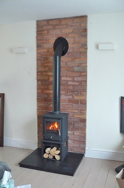 Wood Burning Stoves Examples From Michael John Stoves