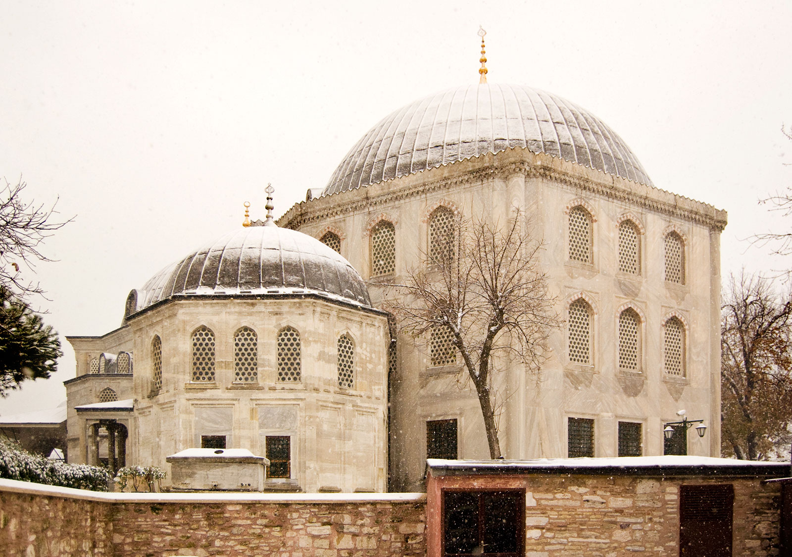 Snowy Istanbul - Michael Justin Robison | Photographer