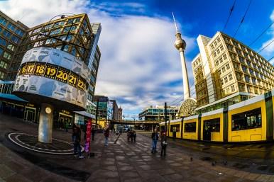 Alexanderplatz (Foto: Michael Kaub)