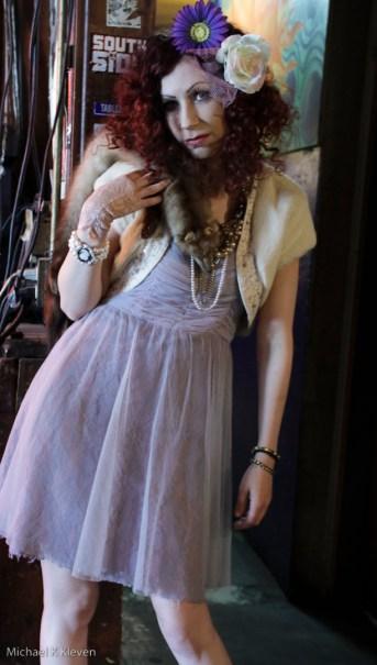 Jen Page in Birdie