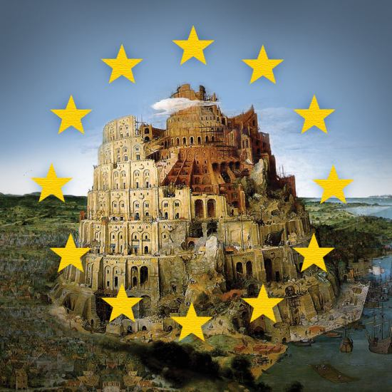 Europa la Babilonia moderna