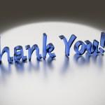 agradecer acción de gracias