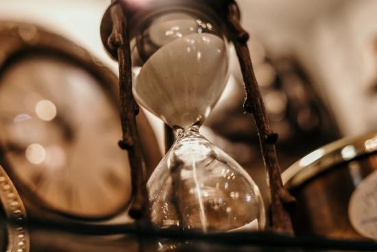 reloj de la historia