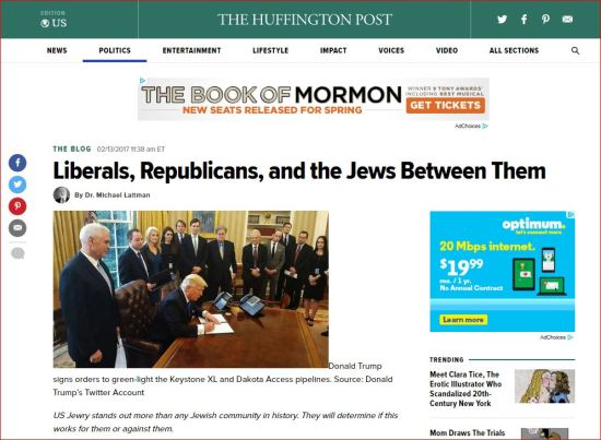 Huffington Post (02-13-2017)