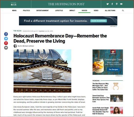 Huffington Post (04-08-2015)