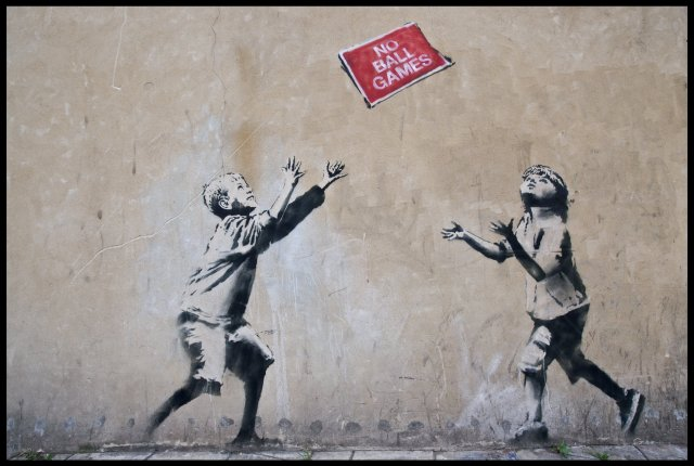 Banksy-4-No-Ball-Games