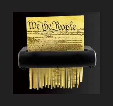 133 Words or Less: You're Shredding the Constitution | Michael Maharrey