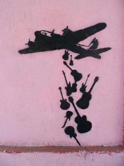 music bomb