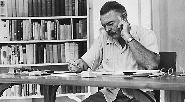 10 Writing Tips from Hemingway, Atwood, Gaiman, Leonard,  and Everyone Else!
