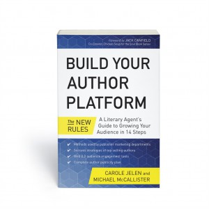 Cover of Build Your Author Platform