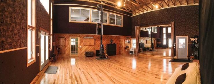 Eureka Arts Retreat Studio