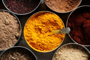 Turmeric and Other Medicinal Herbs