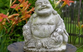 The Happiness Buddha