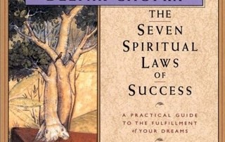 Seven Spiritual Laws of Success Audio Book Cover