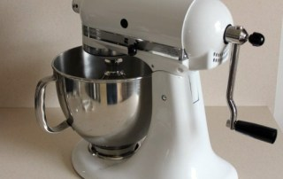 Hand Crank Juicers and Mixers