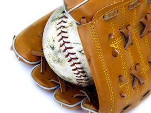 Glove and Ball