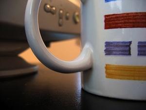 Handle of Coffee Mug