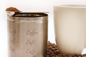 how to make coffee alkaline