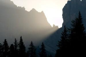 Mountain Sunlight